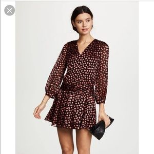 "Alice + Olivia ""Tessie"" heart dress"
